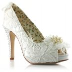 تصاویر کفش عروس